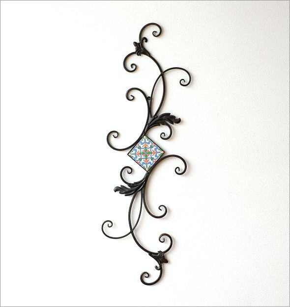 アイアンの壁飾り モザイク(5)