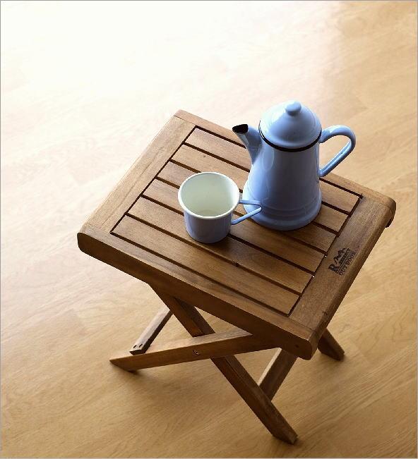 フォールディングスモールテーブル(2)