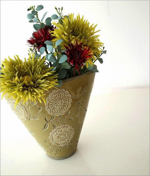 花瓶 陶器 クラシックベース・A(1)