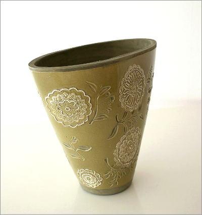 花瓶 陶器 クラシックベース・A(4)