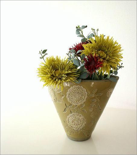 花瓶 陶器 クラシックベース・A(5)