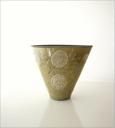 花瓶 陶器 クラシックベース・A(6)