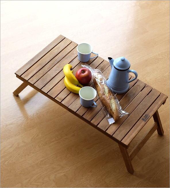 フォールディングローテーブル(2)