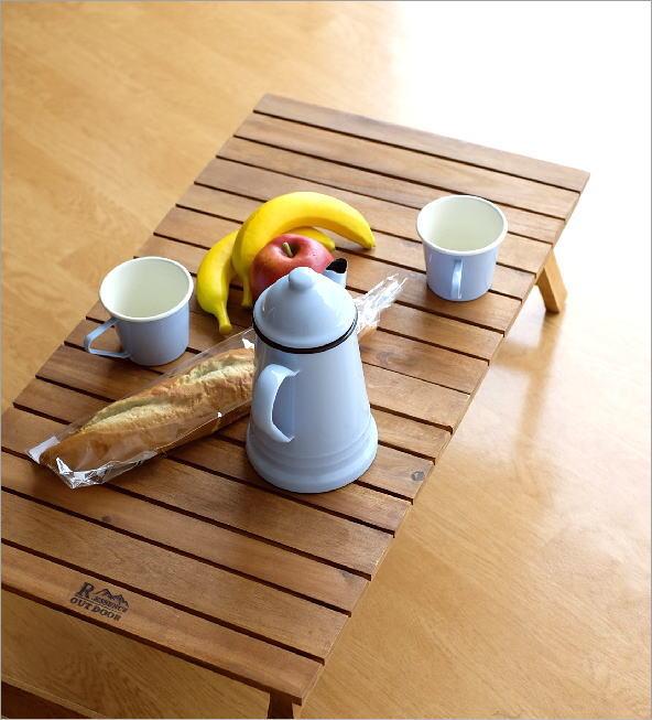 フォールディングローテーブル(3)
