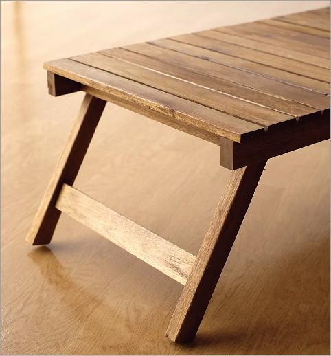 フォールディングローテーブル(4)