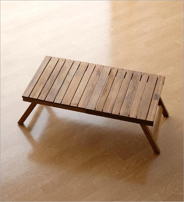 フォールディングローテーブル(6)