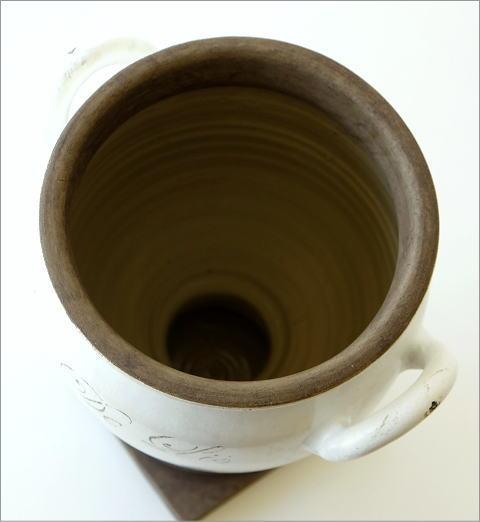 陶器のベース フルール(4)