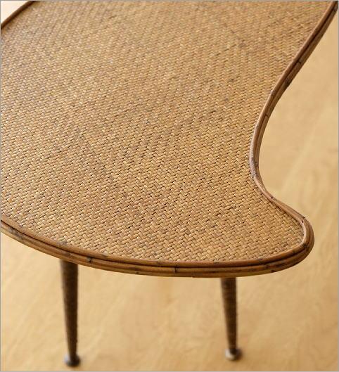 ラタンパレットサイドテーブル(2)