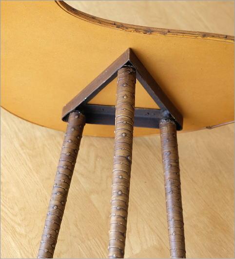 ラタンパレットサイドテーブル(4)
