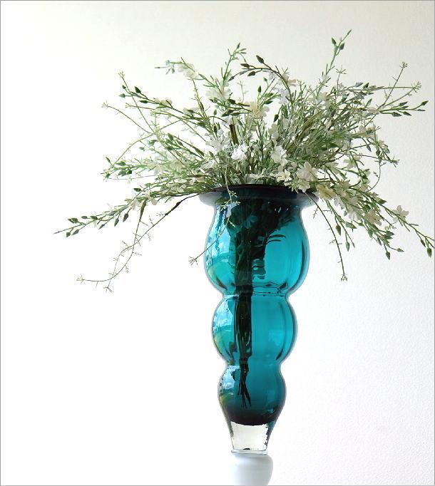 ガラスのトールベース C(1)