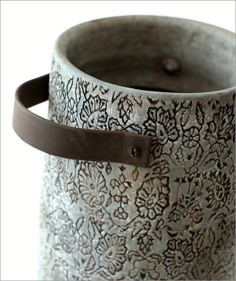 陶器のトールベース SARA(2)