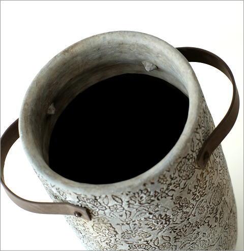 陶器のトールベース SARA(3)