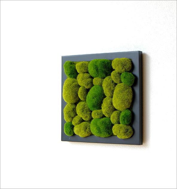 壁飾り ウォールデコレーショングリーン C(1)