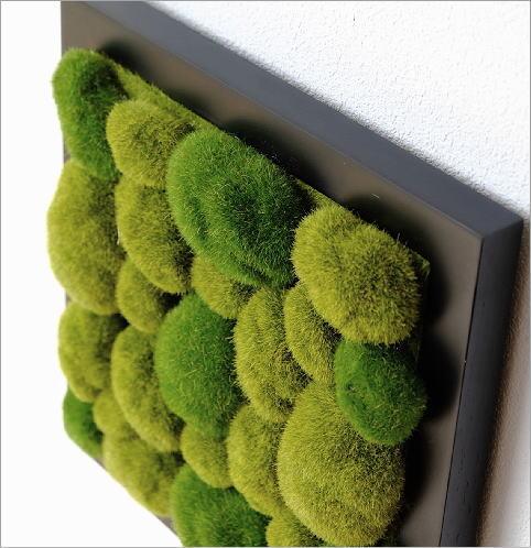 壁飾り ウォールデコレーショングリーン C(2)