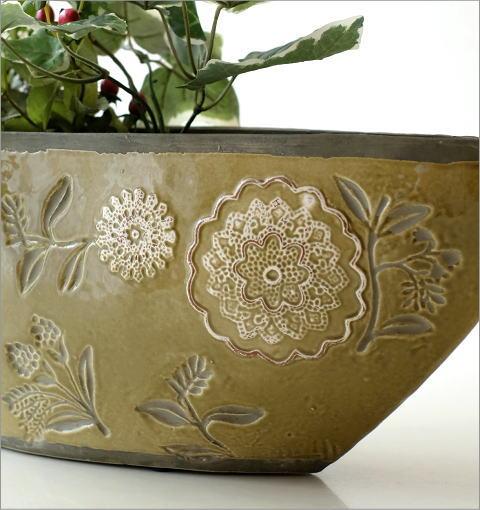 陶器のベース ボルCG(2)