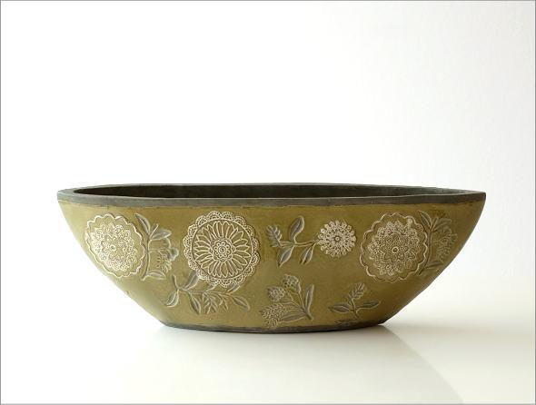 陶器のベース ボルCG(4)