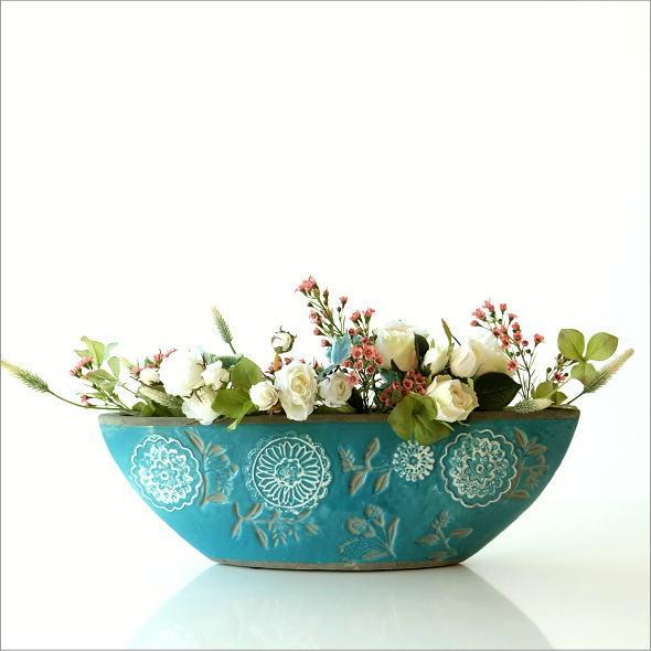 陶器のベース ボルLB(4)