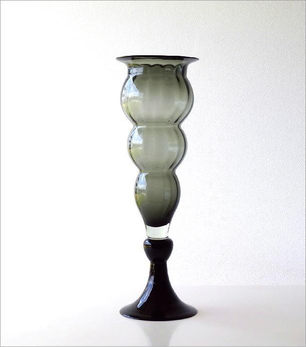 ガラスのトールベース B(5)