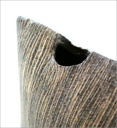 和陶器ベース 線紋(2)