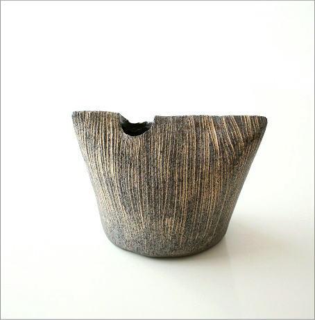 和陶器ベース 線紋(4)