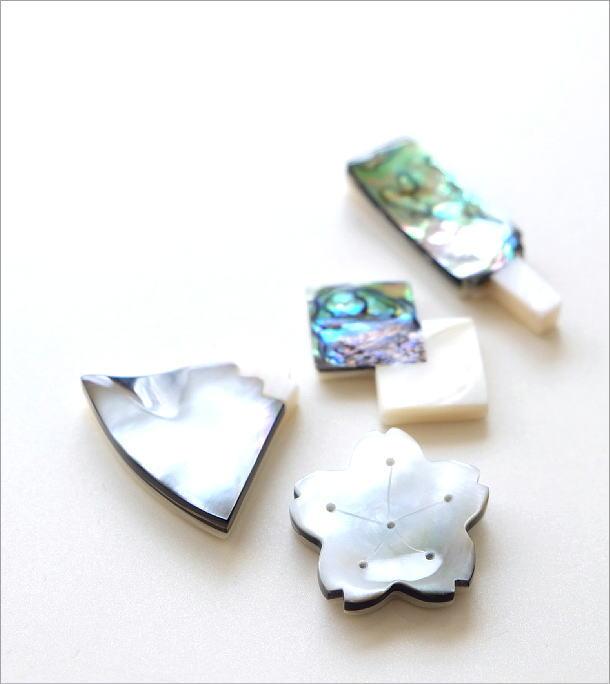 貝箸置き2タイプ(1)