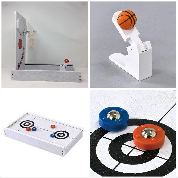 ミニバスケットボールゲーム(3)