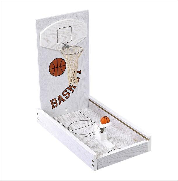 ミニバスケットボールゲーム(5)