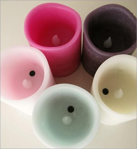 LED香りキャンドルライト(2)