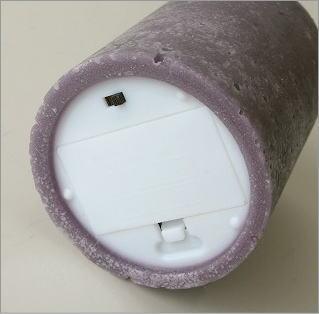 LED香りキャンドルライト(3)