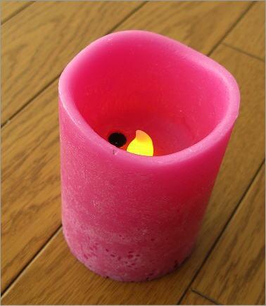 LED香りキャンドルライト(7)