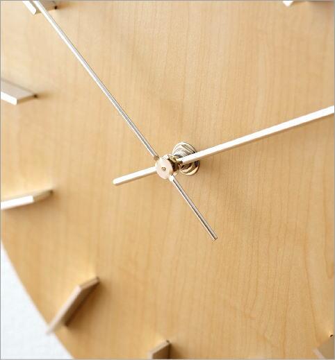 壁掛時計ナチュラル(2)