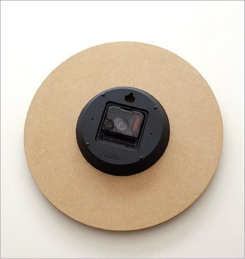 壁掛時計ナチュラル(3)