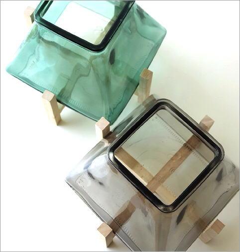 スタンド付ガラスベース 2カラー(2)