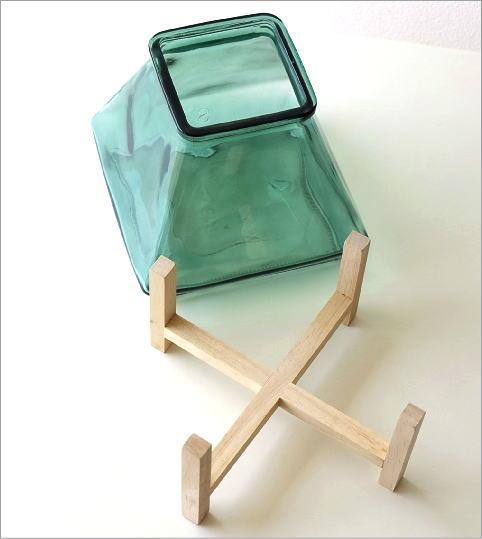 スタンド付ガラスベース 2カラー(3)