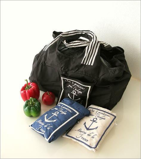 ショッピングバッグ マリン3カラー(1)