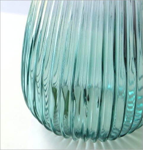 バンブーハンドル付ガラスベース(3)