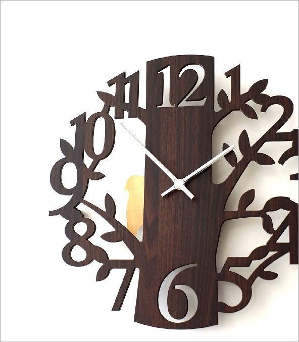 振り子壁掛時計 フォレスト(1)