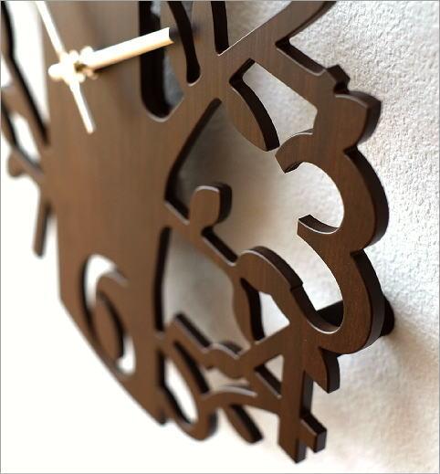 振り子壁掛時計 フォレスト(2)