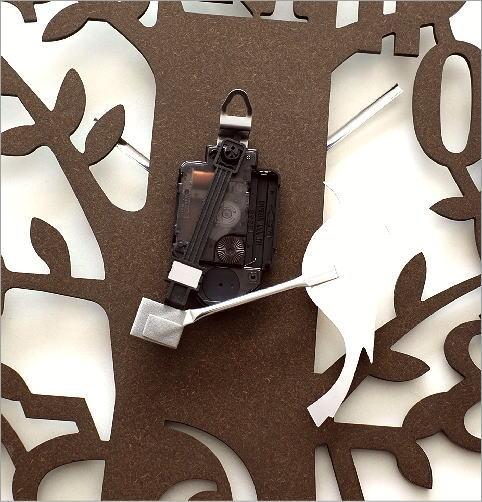 振り子壁掛時計 フォレスト(3)