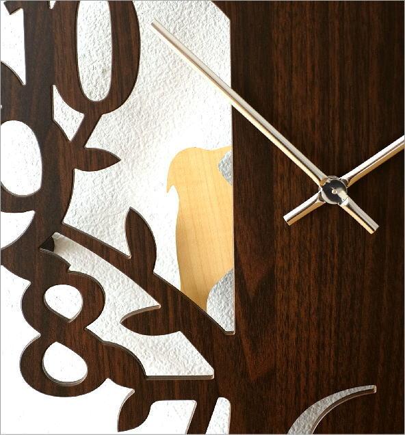 振り子壁掛時計 フォレスト(4)