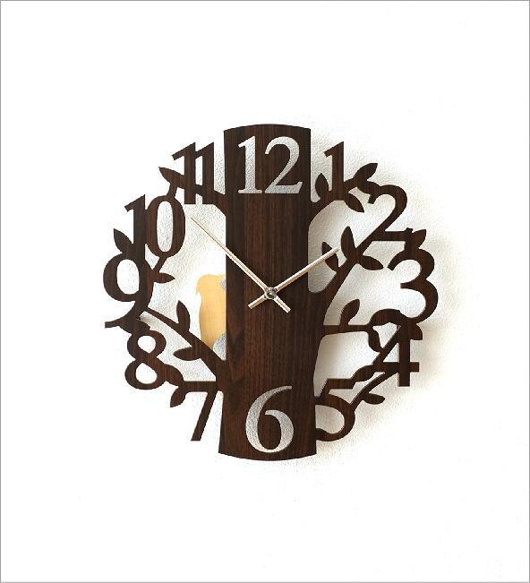 振り子壁掛時計 フォレスト(5)