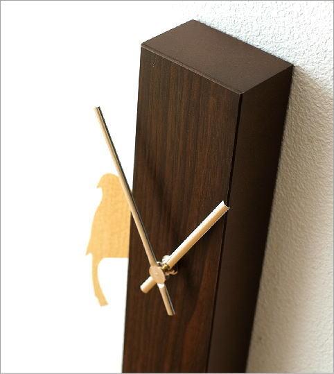振り子壁掛時計 ピラー(2)
