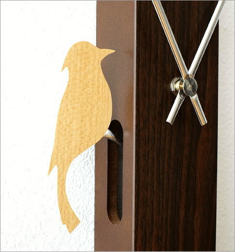 振り子壁掛時計 ピラー(3)