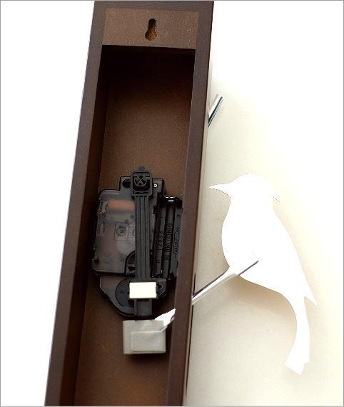 振り子壁掛時計 ピラー(4)