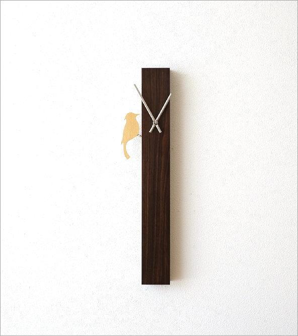 振り子壁掛時計 ピラー(5)