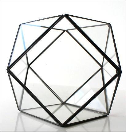 小さなガラスのテラリウムB(2)