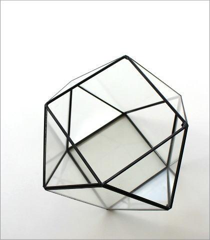 小さなガラスのテラリウムB(3)