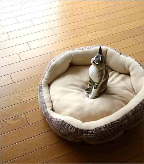 ふんわりペットベッド(1)