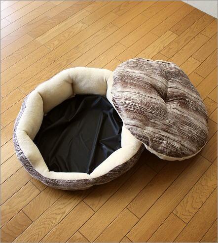 ふんわりペットベッド(4)