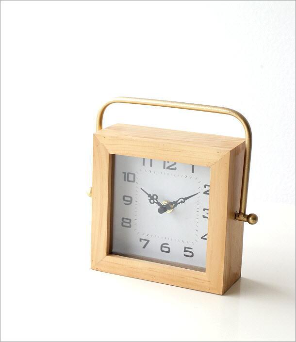 ハンドル置時計 DRDF1290(1)